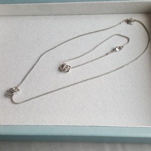 Jewelry - Hearts Necklace and bracelet set